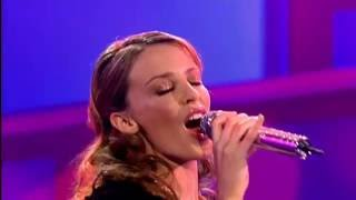 Kylie Minogue - On a Night Like This (Live An Audience With Kylie 6-10-2001)