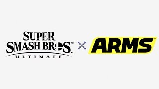 Super Smash Bros Ultimate ARMS Fighter Reveal Trailer Nintendo Direct 2020