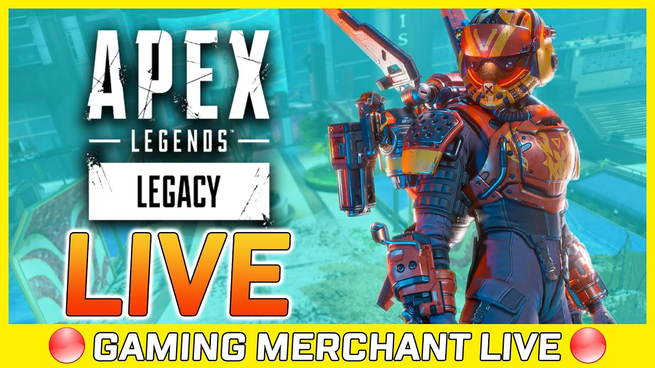 Apex Legends Season 9 Gameplay LIVE! Going For Wins