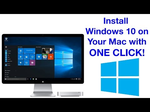 Install Windows 10 On A Mac With One Click! Parallels 14 Tutorial