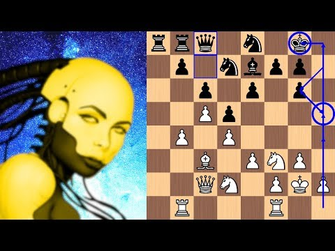 Leela Chess Zero's Star Idea in the Slow Slav   TCEC Season 16