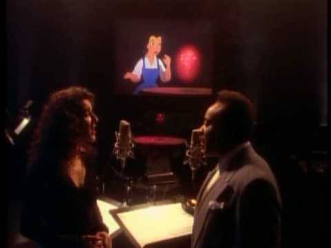 Celine Dion & Peabo Bryson - Beauty And The Beast (HQ Offici