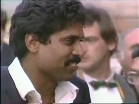 India vs West Indies 1983 World Cup Final part 2