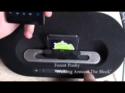 [Test] Philips Fidelio AS351 - Dock audio Android