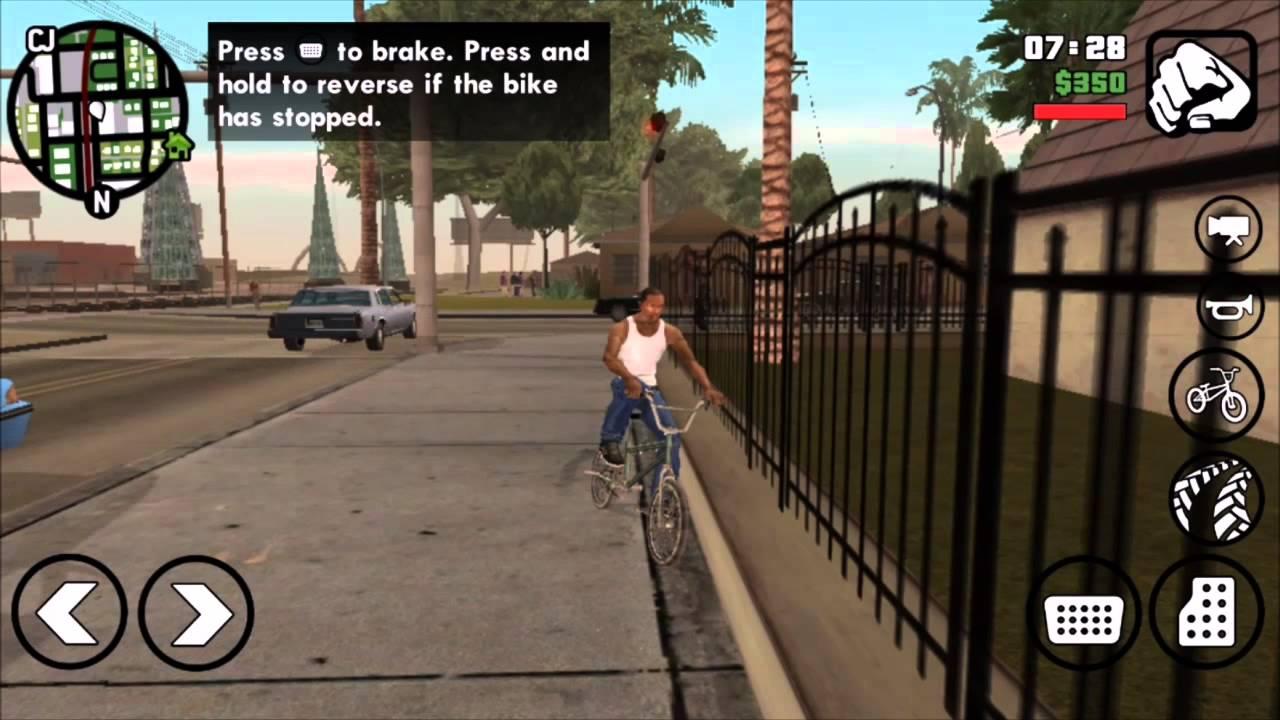 GTA San Andreas - Android Oyun İnceleme