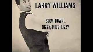 LARRY WILLIAMS  Dizzy, Miss Lizzy-78   MAR