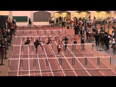 Anderson University 2012 - Fred Wilt Meet 02-25-12 - 60m Prelims 1