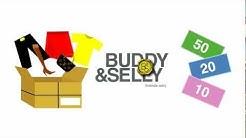Buddy & Selly - Ankauf von Second Hand Marken- und Designermode