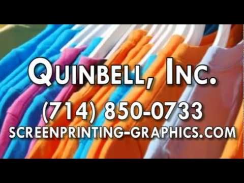 Screen Printer, Silk Screening in Santa Ana CA 92704