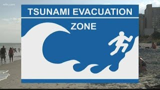Tsunami awareness day is today
