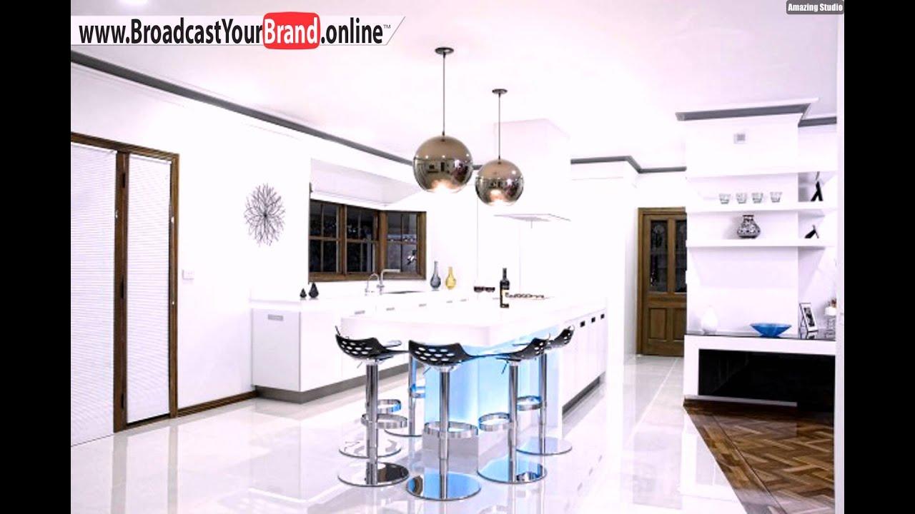 Runde Kronleuchter Ideen Für Led Küchen Beleuchtung