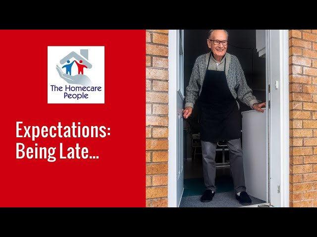 Expectations: Being Late