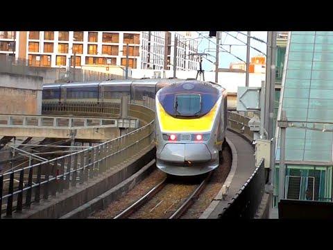 Trains At Stratford International - 12/07/19