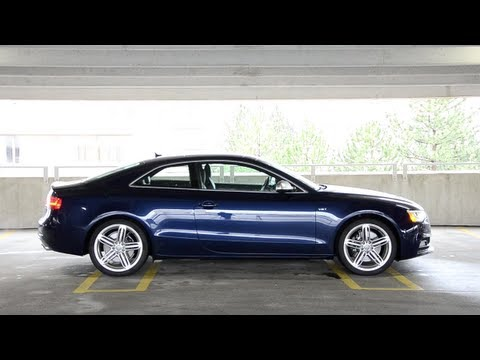 2013 audi s5 coupe manual wr tv pov test drive youtube. Black Bedroom Furniture Sets. Home Design Ideas