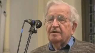 Noam Chomsky on the missing 28 pages of the 911 commission report
