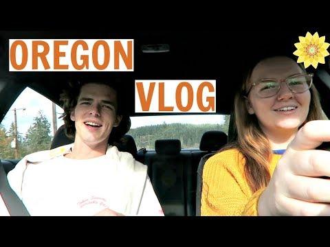 WHERE SHOULD WE MOVE?! | OREGON VLOG #3 | MEG + FIN