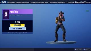 Epic Sax Guy added to Fortnite Battle Royale (New dance origin+giveaway link)