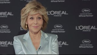 Cannes 2018: Jane Fonda 'I thought it was my job to please men'