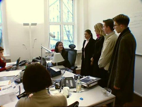 business@school - Boston Consulting Group, Initiative Freiheit und Verantwortung 2002