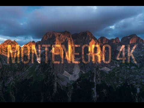 Montenegro 4K - A timelapse short film