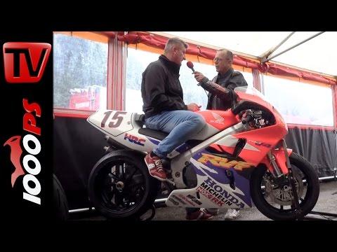 Honda RC45 | Karl Truchsess | Schwanenstadt 2016 Foto