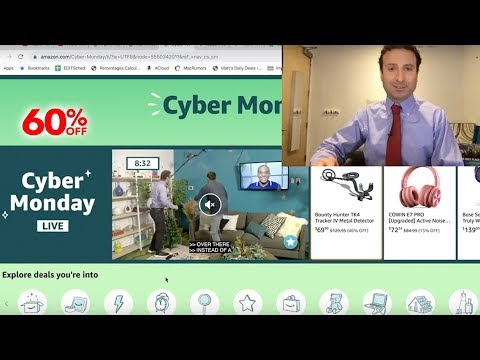 Kathi Yeager - Heads Up! Here Are Some Of The Top Trending Cyber Monday Deals!