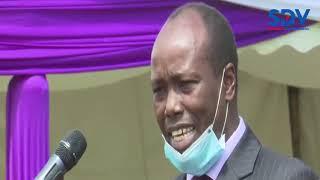 Nakuru Governor shows support for President Uhuru Kenyatta as wrangles within Jubilee continue
