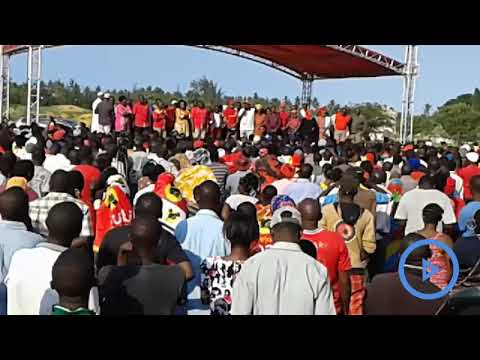 DP Ruto leads Jubilee campaigns at Finika Grounds in Kilifi