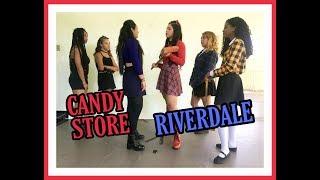 CANDY STORE   CHONI BATTLE RIVERDALE // Isla e bruna