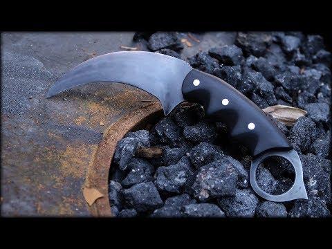 Knife Making: Karambit CS:GO