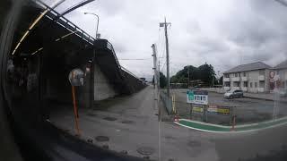 東武宇都宮線・フリー乗車DAY 臨時スカイツリートレイン634系・車窓展望 おもちゃのまち→国谷駅