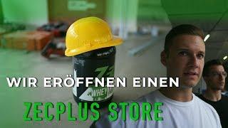 Wir eröffnen einen ZecPlus Store in Stuttgart| inscopelifestyle