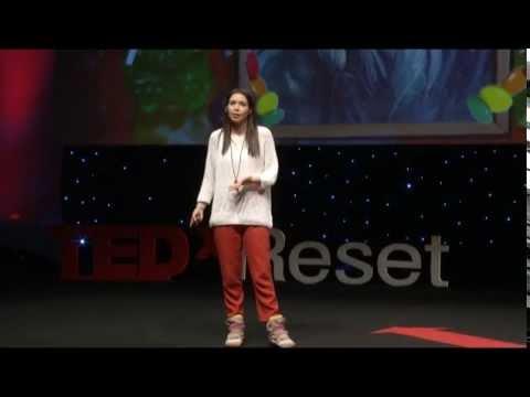 Acılarınızı Küçümsüyorum: Bedia Ceylan Guzelce at TEDxReset 2013