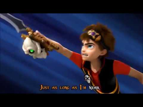 Zak Storm Op English(With Lyrics)