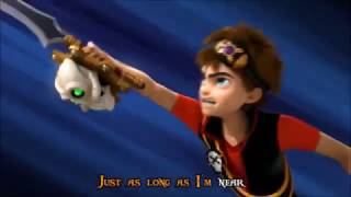 Zak Storm Op English