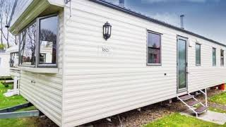 8 berth caravan for hire at Wild Duck in Norfolk