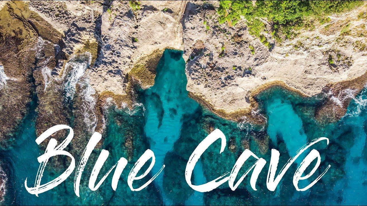 Blue Cave, Tanna, Vanuatu