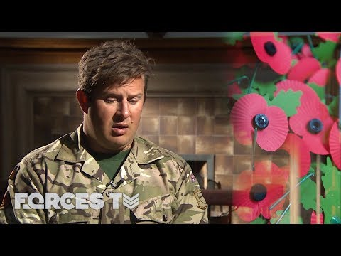 What Soldiers Think About On Remembrance Day | Forces TV