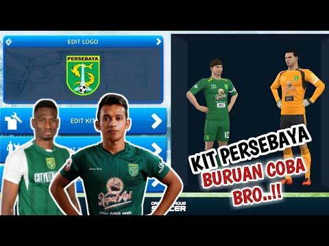 CARA GANTI KITS KLUB LIGA INDONESIA 2019 - DREAM LEAGUE SOCCER 19.