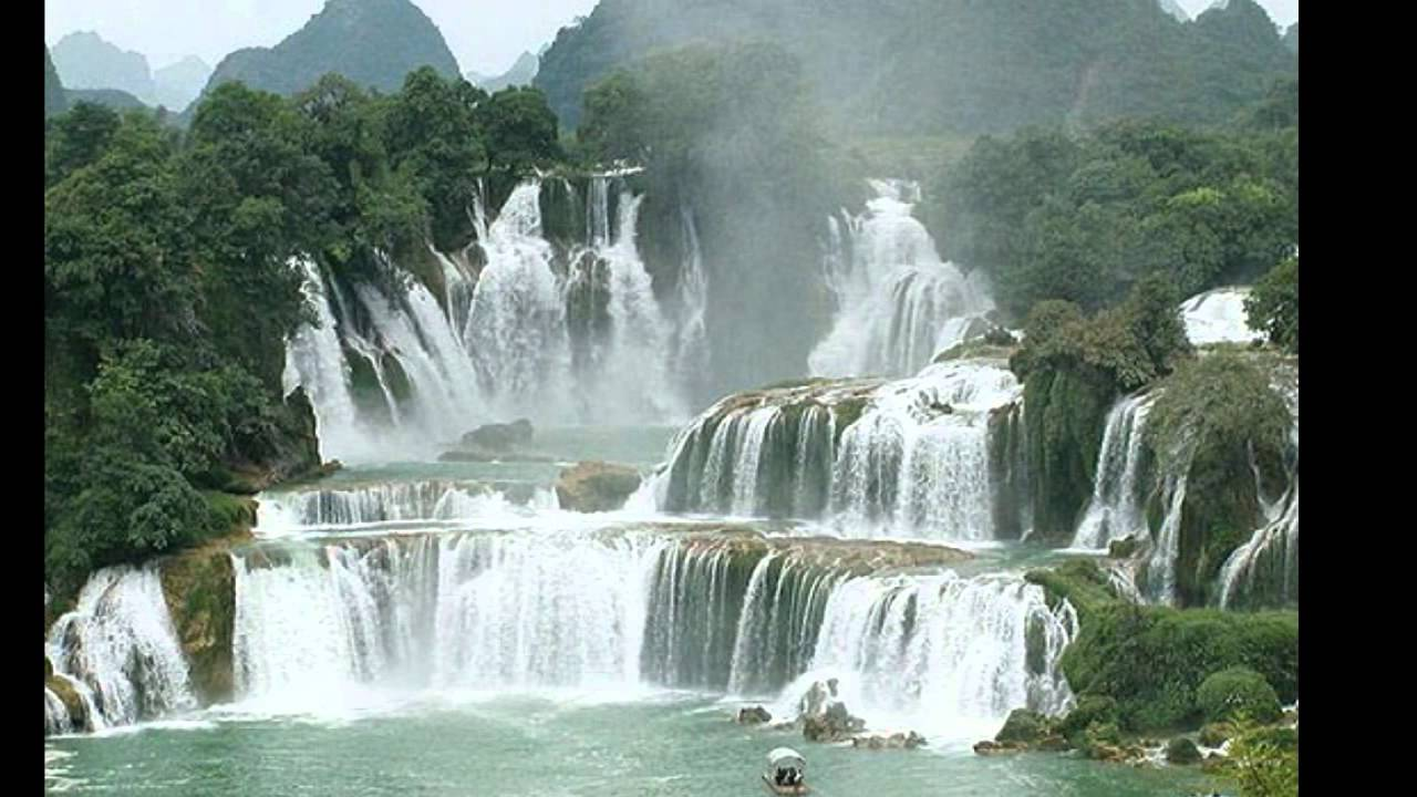 Most Beautiful WaterFalls In China