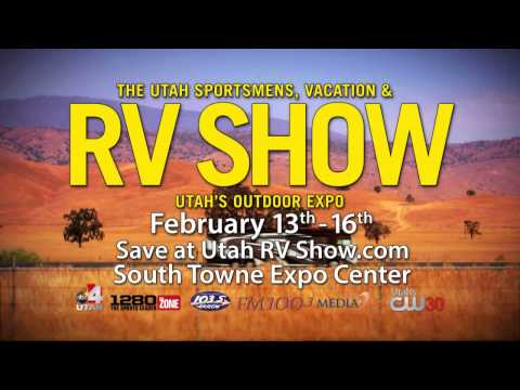 Utah Sportsmens Vacation & RV Show 2014