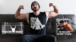 10 Reasons Lifting is a Religion