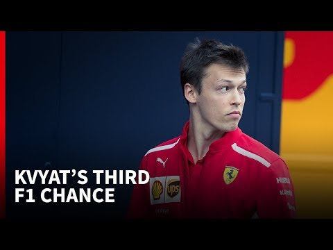Why Kvyat is back in the frame at Toro Rosso