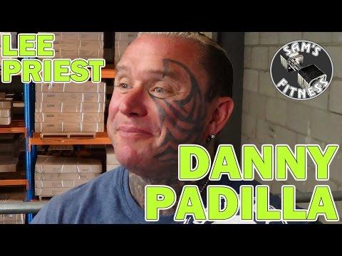 LEE PRIEST and Giant Killer DANNY PADILLA