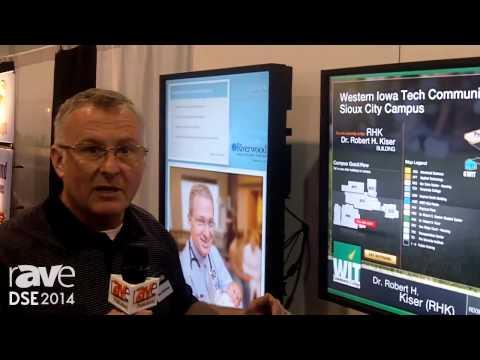 DSE 2014: Visix Shows Off Its Award-Winning Interactive Design for Wayfinding