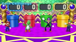 Mario Party 10 - Coin Challenge (7 Rounds - 2 Player)