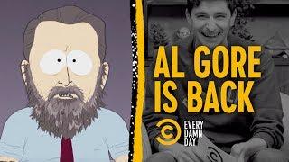 A Sneak Peek at Al Gore's South Park Return