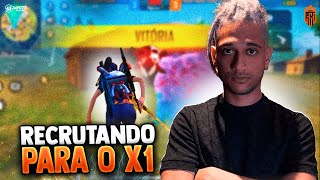 🔴 X1 COM DREAM HIGTH - 🔴  FREEFIRE AO VIVO - EL GATO 🚩