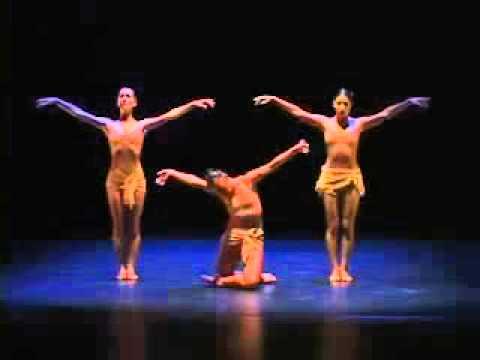 Taller Coreografico de la UNAM Gloria Contreras, Bach,  La Pasion St Matthew Passion ballet