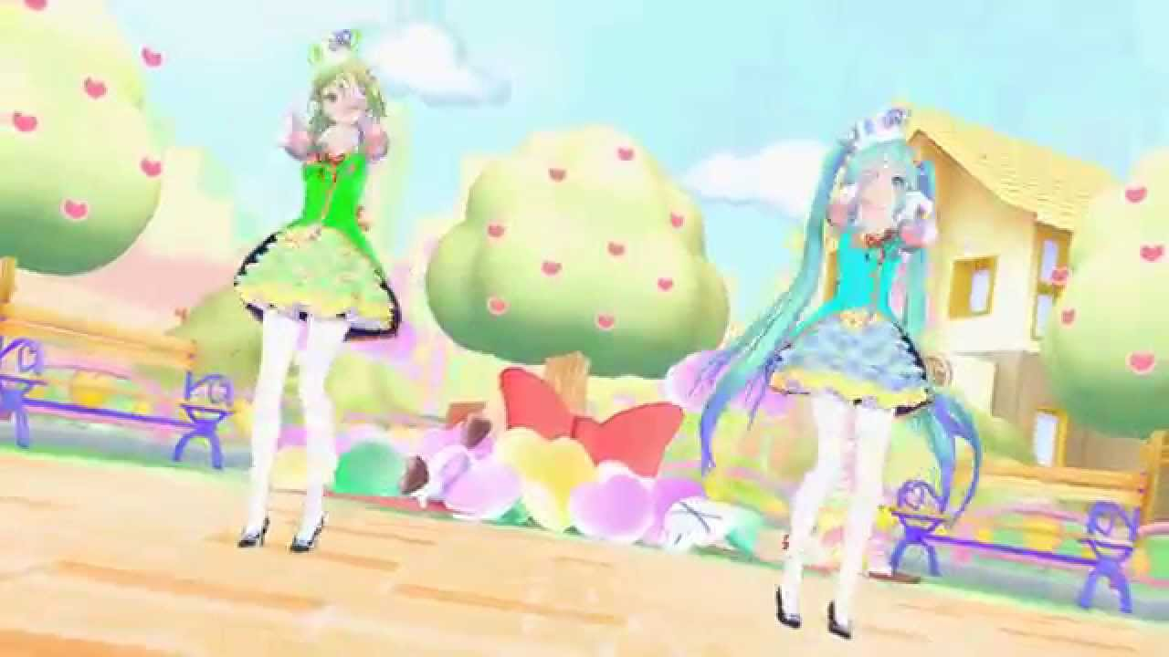 stage flood mmd cute - photo #14